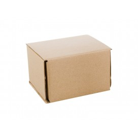 Double Hard Brown Paper Box for 11oz Mugs (200pcs/ctn)