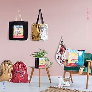 sequin bags