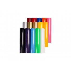 Flex ไวนิลสีกระพริบทำเสื้อยืด (50 m) (1 ชิ้น/แพ็ค)