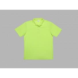 เสื้อโปโลผู้ชายสีเขียว
