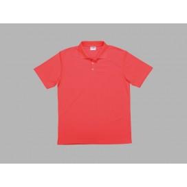 เสื้อโปโลผู้ชายสีแดง