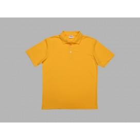 เสื้อโปโลผู้ชายสีเหลือง