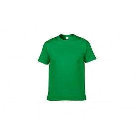 เสื้อ Cotton Size 3XL สีเขียว จำนวน 10 ตัว/แพ็ค