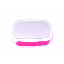 กล่องข้าวสีชมพู