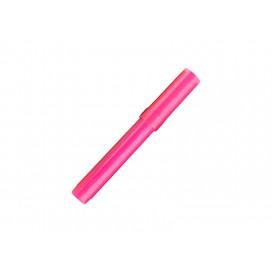 ปากกา สีชมพู สำหรับระบายสีแก้วเคลือบ (10 ชิ้น/แพ็ค)