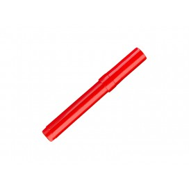 ปากกา สีแดง สำหรับระบายสีแก้วเคลือบ (10 ชิ้น/แพ็ค)