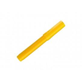 ปากกา สีเหลือง สำหรับระบายสีแก้วเคลือบ (10 ชิ้น/แพ็ค)