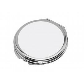 ตลับกระจกรูปวงกลม (6.2*6.6cm)(10 ชิ้น/แพ็ค)