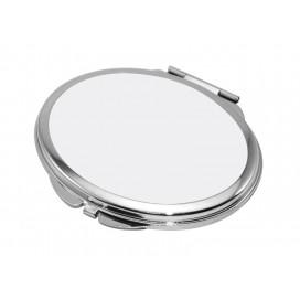 ตลับกระจกรูปวงรี (6.3*7.2cm)(10 ชิ้น/แพ็ค)