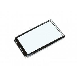 ตลับกระจกรูปสี่เหลี่ยมผืนผ้า / Notebook (9.7*6.0cm)(10 ชิ้น/แพ็ค)