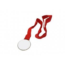 เหรียญรางวัล สีเงินทรงกลม (10 ชิ้น/แพ็ค)