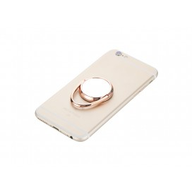 Rotating Mobile Phone Ring Holder(Rose Gold)(10/pack)