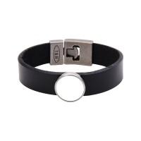 Fashion Noosa Bracelet(06,Black) (10/pack)