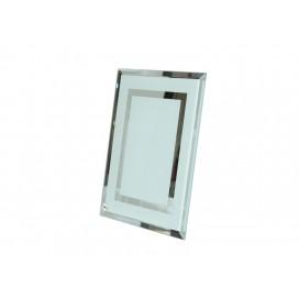 กรอบกระจก04 มีขอบกระจก(230 × 1800 × 5 มม.) (10 ชิ้น/แพ็ค)