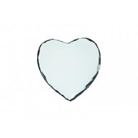 แผ่นหินรูปหัวใจเล็ก(15*15cm.) (10 ชิ้น/แพ็ค)