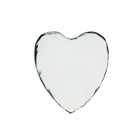 แผ่นหินรูปหัวใจใหญ่(20*25cm.) (10 ชิ้น/แพ็ค)