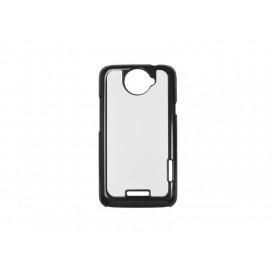 เคส HTC One X (พลาสติก, สีดำ) (10 ชิ้น/แพ็ค)