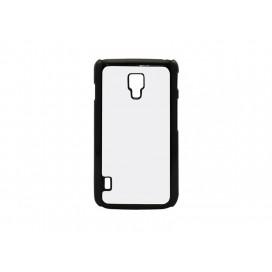 เคส LG L7II (พลาสติก, สีดำ) (10 ชิ้น/แพ็ค)