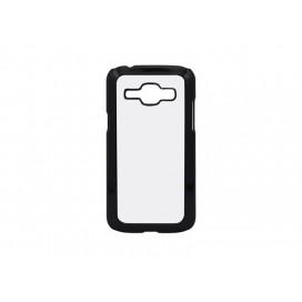 เคส Samsung Galaxy J1 พลาสติกสีดำ 10ชิ้น/แพ็ค