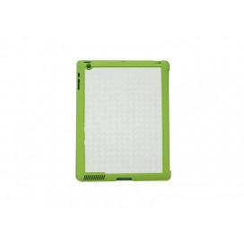 เคสฝาเปิด-ปิด ipad สีเขียว(10 ชิ้น/แพ็ค)