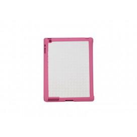 เคสฝาเปิด-ปิด ipad สีชมพู(10 ชิ้น/แพ็ค)