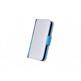ซองหนังIP5 ฝาเปิด-ปิดสีน้ำเงิน(10 ชิ้น/แพ็ค)
