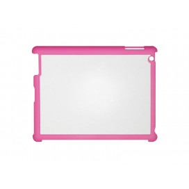 เคส iPad (พลาสติก, สีชมพู) (10 ชิ้น/แพ็ค)