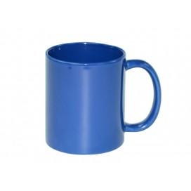แก้วสีฟ้าเต็มใบ ขนาด 11 oz 36 ใบ/ลัง