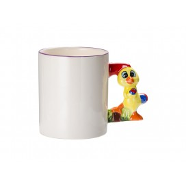 11oz Animal Mugs-Rooster with Box(48/pack)