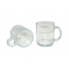 แก้ว Sublimation สีใสขนาด 11oz (36 ใบ/ลัง)