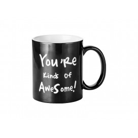 11oz Engraving Color Changing Mug (Awesome Motto) (48/case)