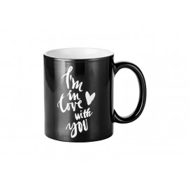 11oz Engraving Color Changing Mug(Love) (48/pack)