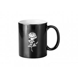 11oz Engraving Color Changing Mug(Rose) (48/pack)