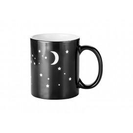 11oz Engraving Color Changing Mug(Star) (48/pack)