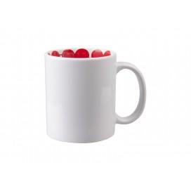 แก้วขาว มีลาย I LOVE YOU ข้างในแก้ว ขนาด 11 oz. 36 ใบ/ลัง