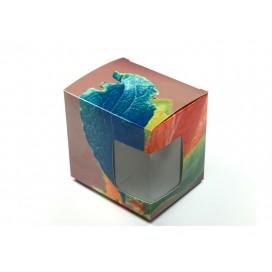กล่องของขวัญมีหน้าต่าง (200 กล่อง/ลัง)