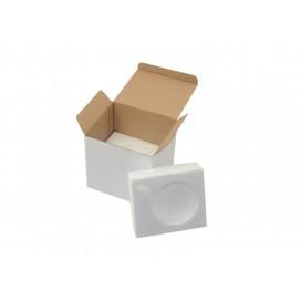 กล่องใส่แก้วบรรจุโฟมสำหรับแก้วขนาด 11oz (36 กล่อง/ลัง)