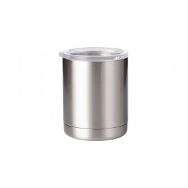 10oz/300ml Stainless Steel Lowball (10/pack)