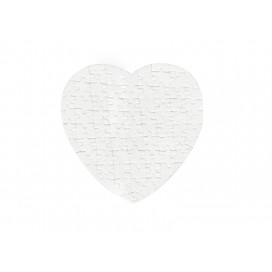 จิ๊กซอว์ผ้าสักหลาดรูปหัวใจ (10 ชิ้น/แพ็ค)