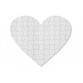 จิ้กซอว์ผ้า รูปหัวใจ