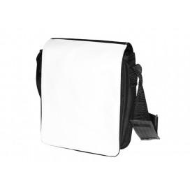 กระเป๋าสะพายไหล่ ขนาดเล็ก สีดำ