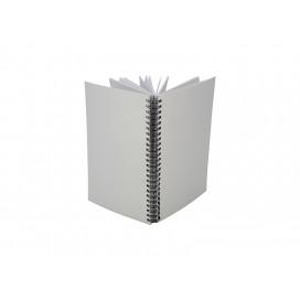 โน้ตบุ๊ค A5 Wiro Fabric(10 ชิ้น/แพ็ค)