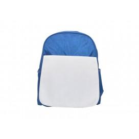 กระเป๋าเด็กนักเรียนสีน้ำเงิน