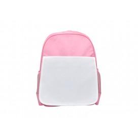 กระเป๋าเด็กนักเรียนสีชมพู